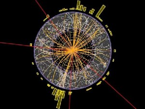 colision en lhc compatible o no con el boson de higgs